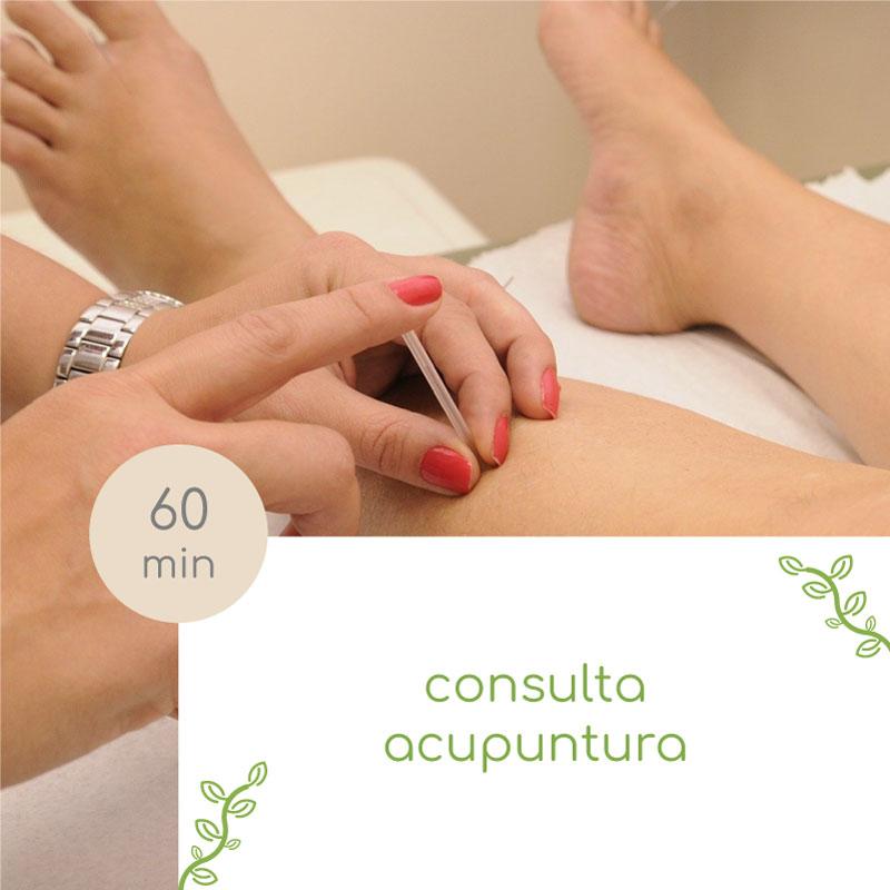 consulta acupuntura