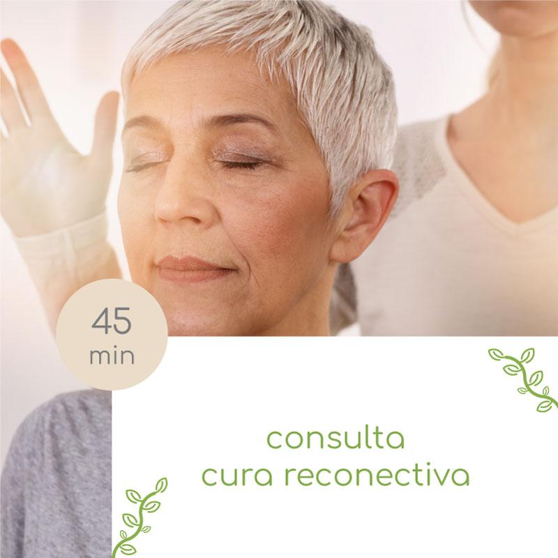 consulta cura reconectiva
