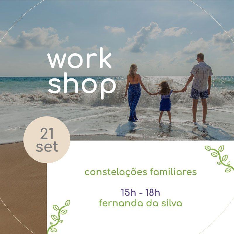 workshop constelações familiares
