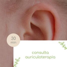 consulta auriculoterapia