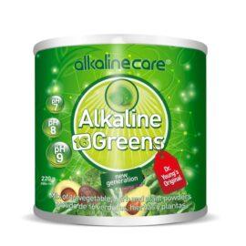 Batido Verde Alkaline Greens – 220gr