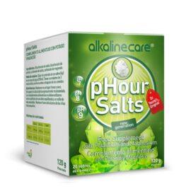 Sais Alcalinos – pHour Salts – Saquetas
