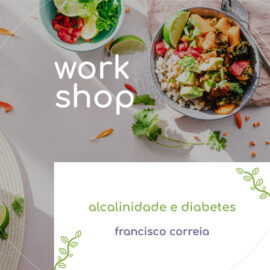 Workshop Alcalinidade e Diabetes